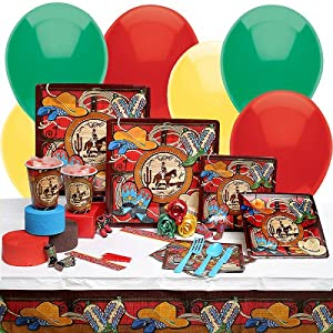 Click to buy Giddy Up Deluxe Party Kitfrom Amazon!