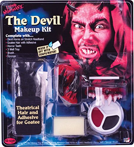 Morris Costumes Living Nightmare Devil Kit - 1