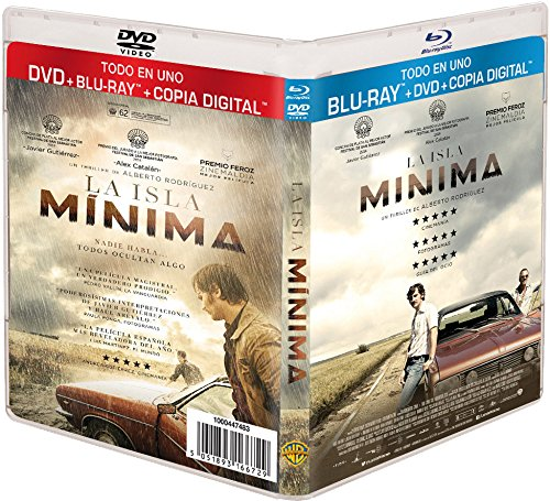 La Isla Mínima (BD + DVD + Copia Digital) [Blu-ray]