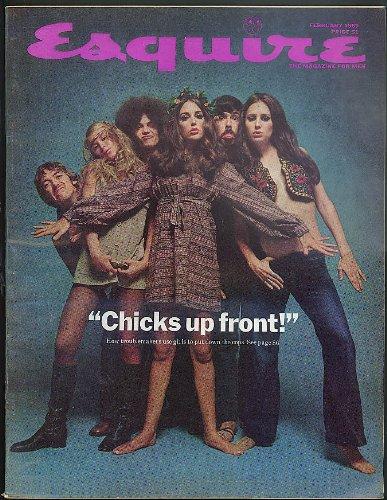 Esquire Radical Left; Agnew; Electric Cars; Pierre Boulez 2 1969