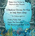 Bedtime Stories for Children 2-6 years old to help them go to sleep. Vol:3. Audio CD. 3 magical stories lasting over 1 hour Contains music and sound effects to get your child's attention. Designed to help kids fall into a gentle, peaceful sleep. Perfect f