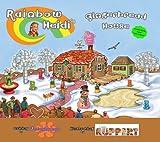 Rainbow Heidi's Gingerbread House