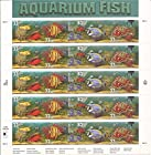 US Stamp - 1999 Aquarium Reef Fish - 20 Stamp Sheet - Scott #3317-20