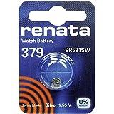 379 (SR521SW) Batterie de Pièces de Monnaie   Oxyde D