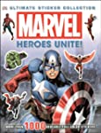 Marvel Heroes Unite Ultimate Sticker...
