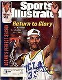 Ed O'Bannon Signed Sports Illustrated Magazine UCLA Bruins - Beckett Authentication