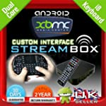XBMC TV Box MX2 Dual Core IPTV Stream...