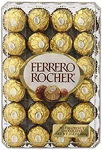 Ferrero Rocher, Hazlenut, 48 Count, 21.2oz