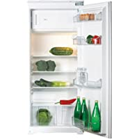 CDA FW552 178L In Column Integrated Fridge With Icebox (White)