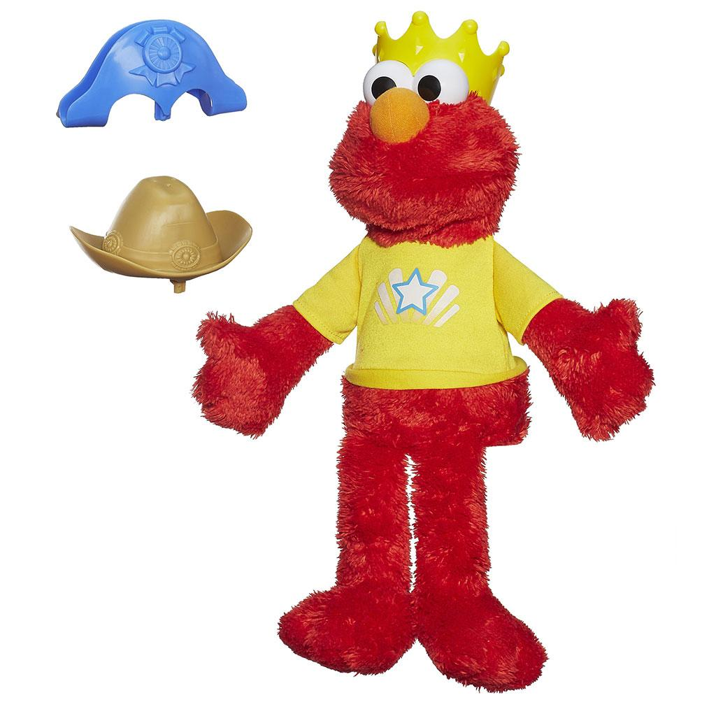 Amazon.com: Playskool Sesame Street Let's Imagine Elmo ...