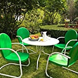 Crosley-5-Piece-Griffith-Metal-Outdoor-Dining-Set-with-Chairs