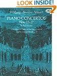 Piano Concertos Nos. 23-27 in Full Score