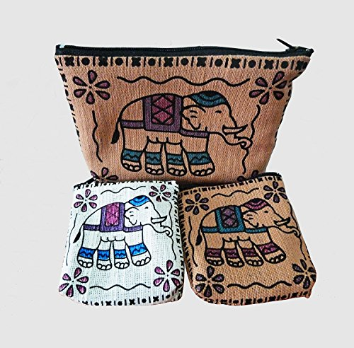 Unique Handmade Pocket Purse Gift Collection From Thailand