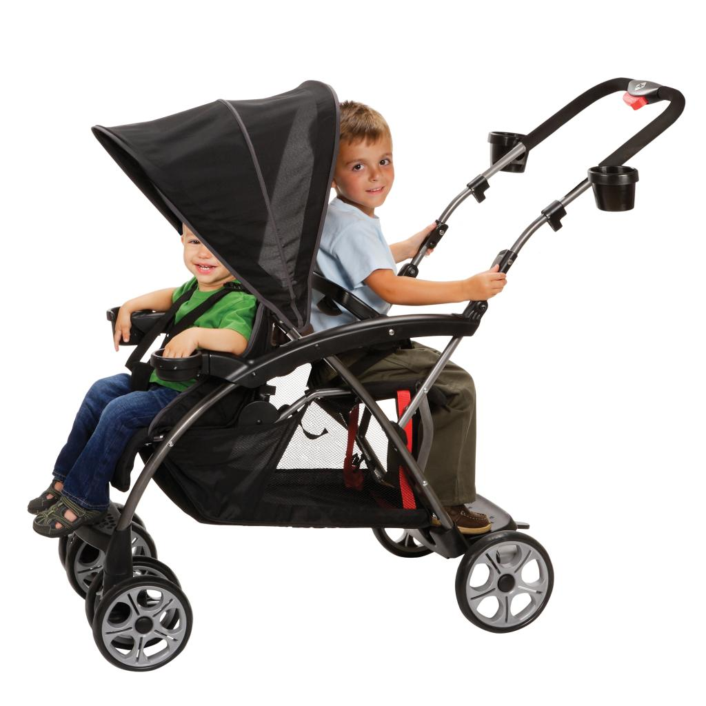 Baby Jogger City Select Stroller  Onyx  Baby Jogger