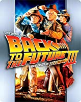 【Amazon.co.jp限定】バック・トゥ・ザ・フューチャー PART3 30thアニバーサリー・スチールブック・ブルーレイ [Blu-ray]
