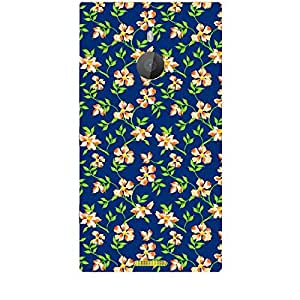 Skin4gadgets TROPICAL FLOWERS PATTERN 4 Phone Skin for LUMIA 1520