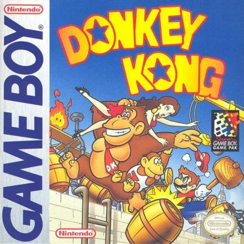 Donkey Kong Game for Nintendo, Used
