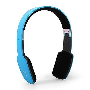2 oneconcept airflow casque audio bluetooth sans fil avec kit mains mains libres. Black Bedroom Furniture Sets. Home Design Ideas