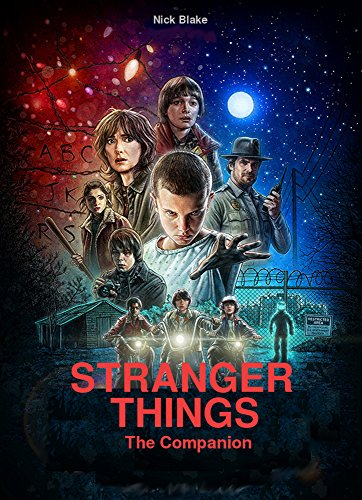 Stranger Things - Kindle Companion