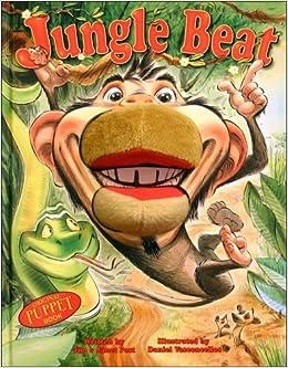 Jungle Beat Puppet Book Jim Post Janet Post Daniel
