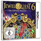 Jewel Quest 6 The Sapphire Dragon - Nintendo DS