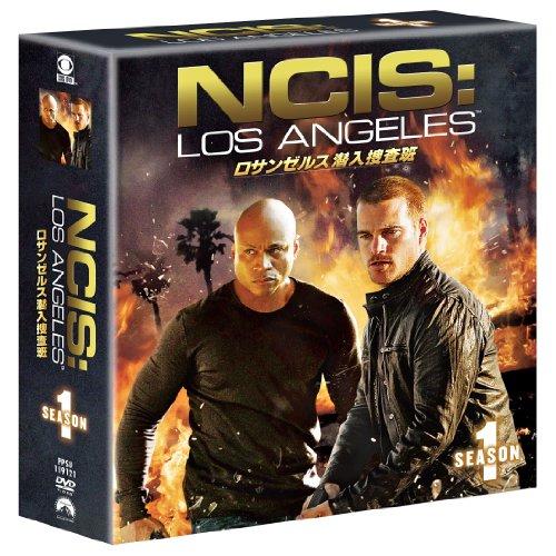 ロサンゼルス潜入捜査班 ~NCIS: Los Angeles シーズン1<トク選BOX>(12枚組) [DVD]