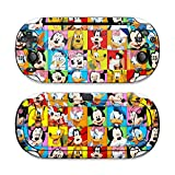 Disney Friends Design Protective Decal Skin Sticker (Matte Satin Coating) for Sony Playstation PS Vita Handheld