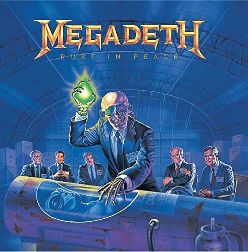 Vinilo : Megadeth - Rust in Peace (Limited Edition, 180 Gram Vinyl)