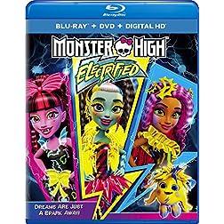 Monster High: Electrified [Blu-ray]