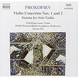 Concertos pour violon Nos 1 & 2