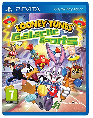 Looney Tunes: Galactic Sports (Playstation Vita) (UK IMPORT) (Looney Tunes Space Race compare prices)