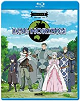 Log Horizon: Collection 1 [Blu-ray] from Section 23