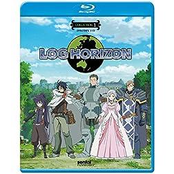 Log Horizon: Collection 1 [Blu-ray]
