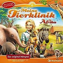 Meine Tierklinik in Afrika (Meine Tierklinik 1) Hörspiel von Thomas Sollich Gesprochen von: Matthias Keller
