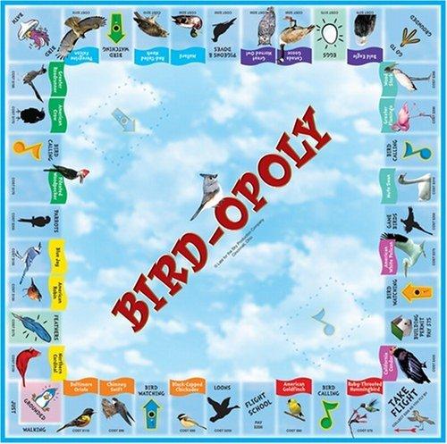 Buy Low Price Bird-opoly Board Game [Misc.] (lfs-birdopoly)