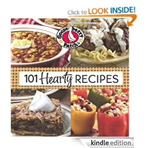 101 Hearty Recipes (101 Cookbook Collection)