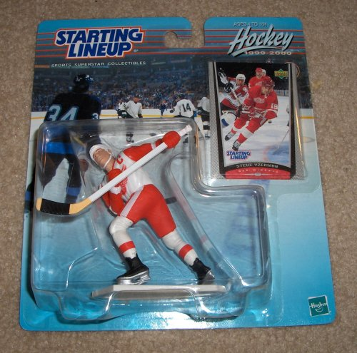 1999 Steve Yzerman NHL Starting Lineup Figure