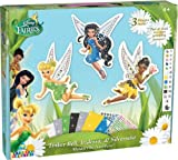 Sticky Mosaics Disney Fairies Silvermist/ Iridessa and Tinkerbell Kit