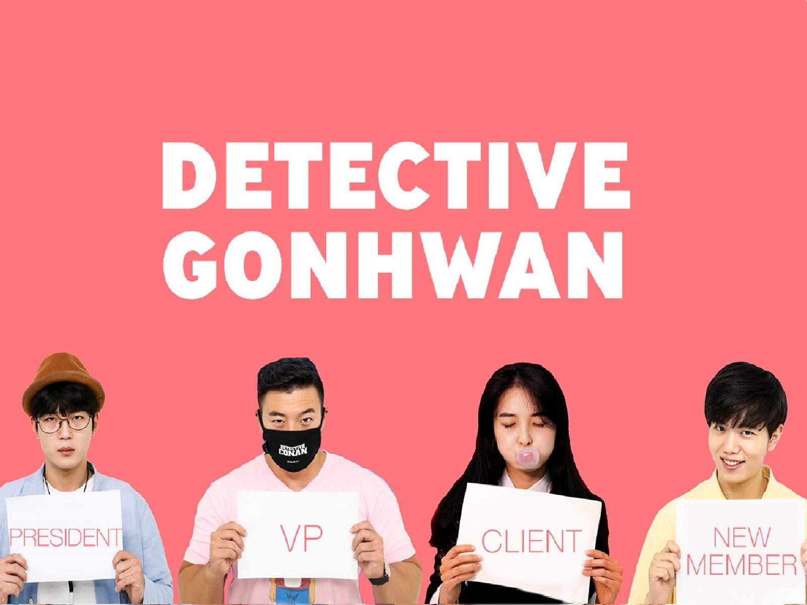Detective Gonwhan