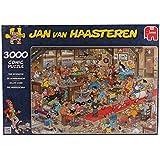 Jumbo Jan van Haasteren 'The Dog Show' 3000pc Jigsaw Puzzle