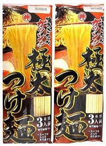 東亜食品 極太つけ麺 270g×2個パック