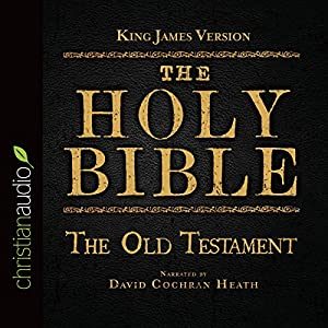 The Holy Bible in Audio - King James Version: The Old Testament Audiobook