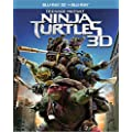 Teenage Mutant Ninja Turtles [Blu-ray 3D + Blu-ray]
