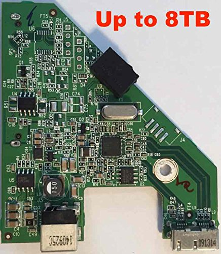 new-western-digital-hard-drive-controller-board-4061-705210-a00-rev-ab-for-wd-my-book-essential-elem