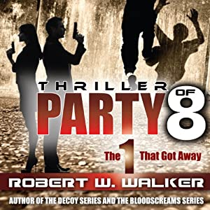 Thriller Party of 8 Audiobook