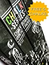 ChalkSeries Chalkboard Contact Paper 18 Inches x 6 Feet Roll ★ FREE 5 Colored Chalks ★…