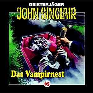 Das Vampirnest (John Sinclair 65) Hörspiel