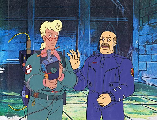 the-real-ghostbusters-original-animation-production-cel