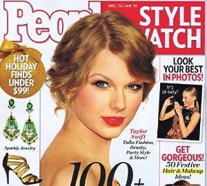 People Style Watch [US] December - January 2012 (単号)