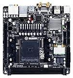 GIGABYTE GA-F2A88XN-WIFI SocketFM2+ A88X 2x DDR3 max. 64MB PCI-E AMD Dual Graphics DVI-D 2x HDMI miniITX
